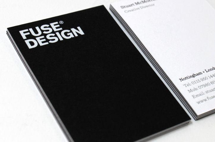 Fuse Design Business Card 2012