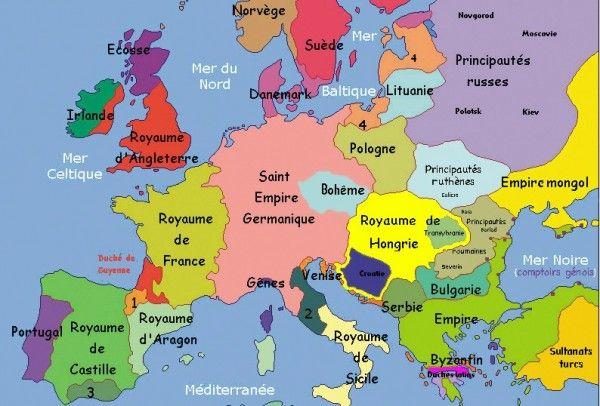Europe13eSiecle