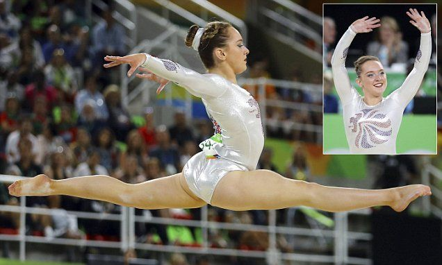 Team GB's youngest athlete Amy Tinkler has won a bronze medal in gymnastics at Rio. She becomes the youngest British Olympic medalist in 32 years.