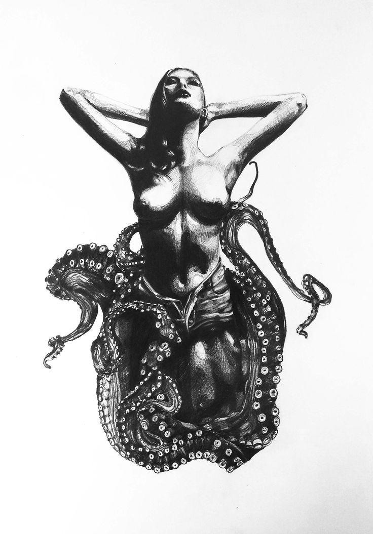 'Metamorphosis' #pencil on bristol paper. #art #artwork #graphics #female