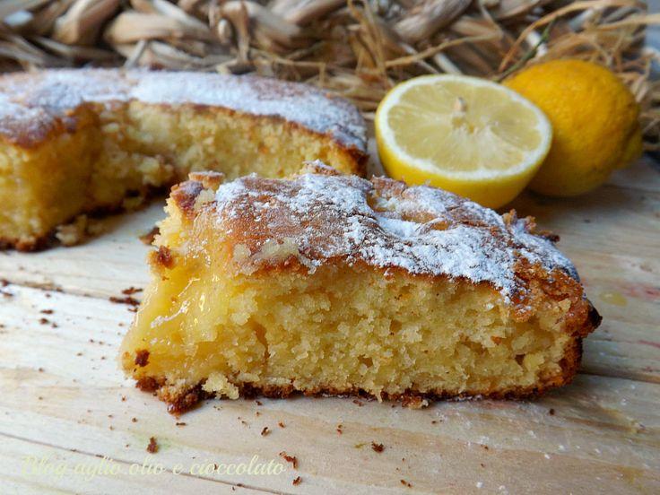 La Torta al Limone con Crema al Limone è un tripudio di bontà e freschezza veramente favolosa è super limonosa e sofficissima!!!!
