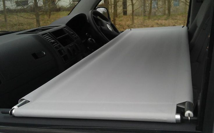VW T5 Cab Bunk Silver - strictly not wheels, but good idea for your T5