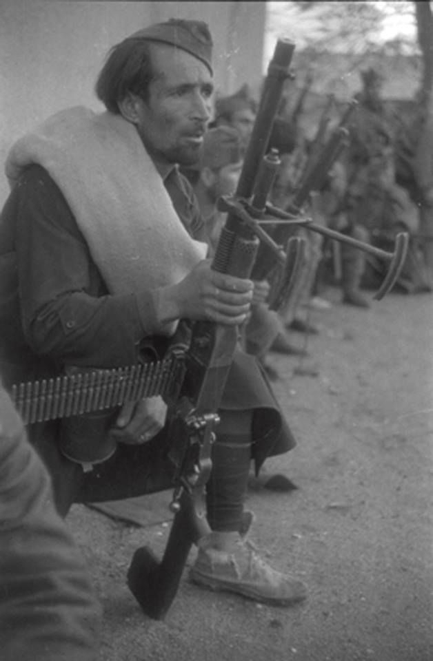 Spain - 1936-39. - GC - soldado national