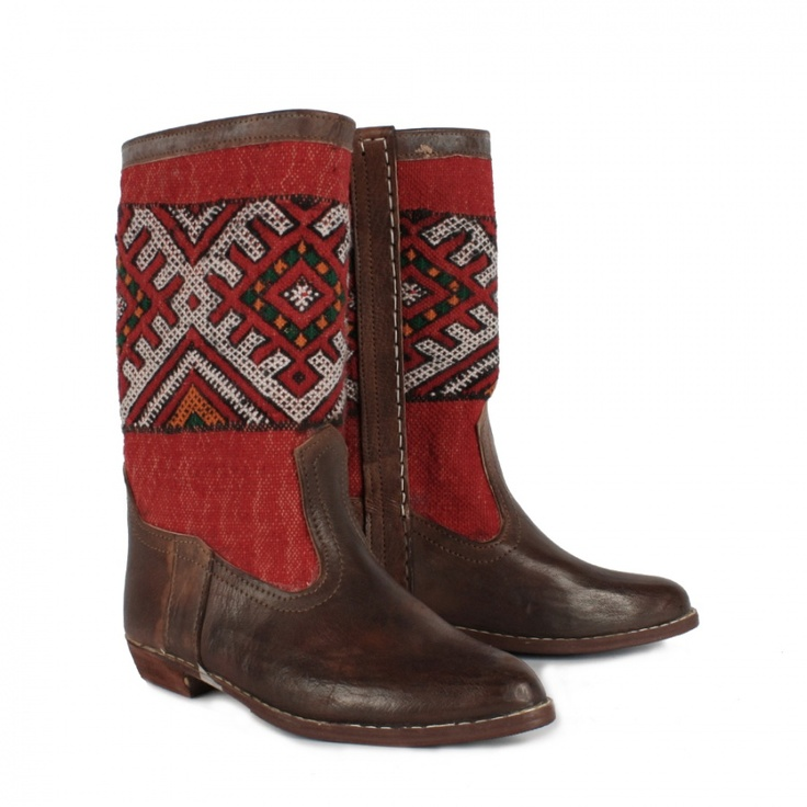 1000+ Images About ETHNIC STYLE BOOTS On Pinterest