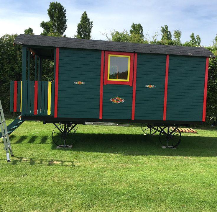 Shepherd Hut Floor Plans: 35 Best Gypsy Caravan Project Images On Pinterest