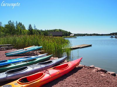 Cosa fare alle isole Aland? Kayak, bike e attività outdoor!