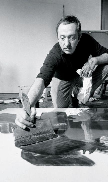Pierre Soulages | 1967