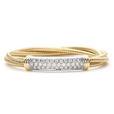 Roberto Coin Primavera Diamond Bracelet