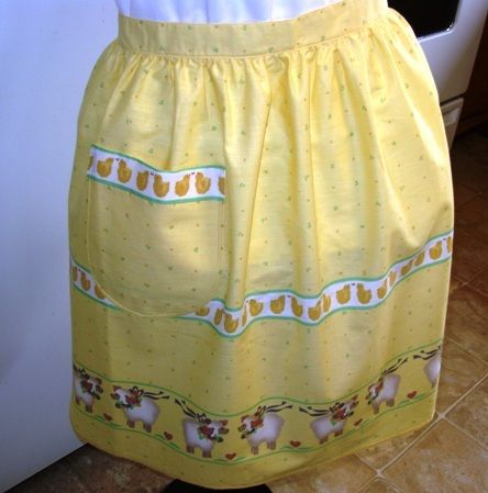 Easter Apron: Holidays Patterns, Holidays Treats, Easter Crafts, Kingdom Easter, Holidays Aprons, Daisies Kingdom, Flirtear Aprons, Easter Aprons, Things Aprons