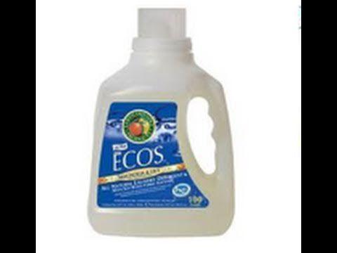 Prepara tu jabón líquido de lavadora de ropa. Homemade laundry detergent. EcoDaisy - YouTube