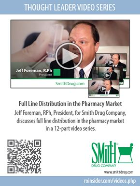 Smith Drug Company - Thought Leader Video Series (as seen in the 20Ways Winter 2017 Hospital & Infusion Issue).