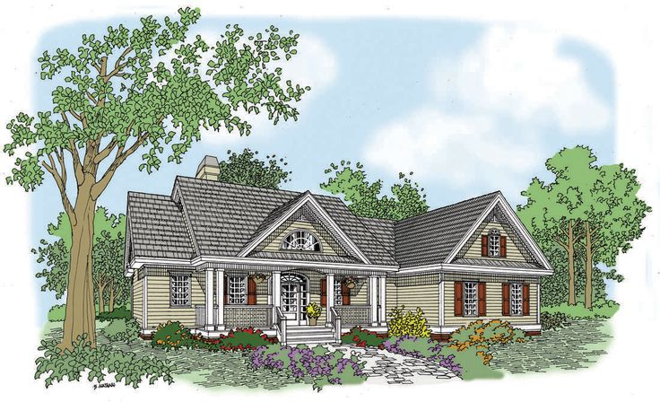 227 best images about small home plans on pinterest for Palladian house plans