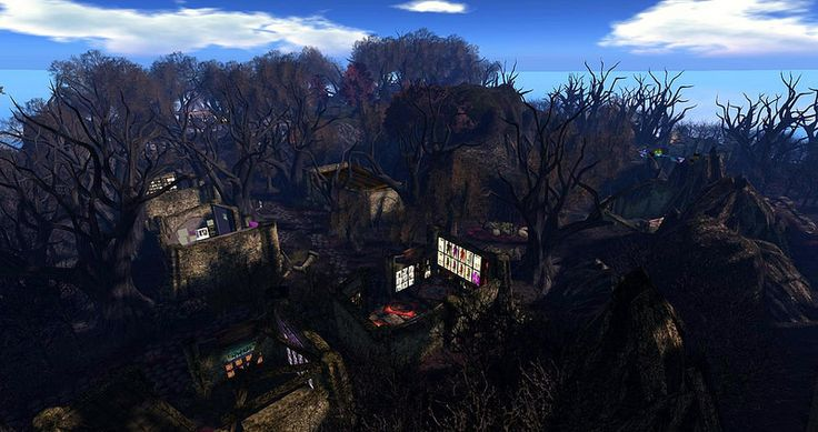 Fantasy Faire 2014 - Mourningvale Thicket_008