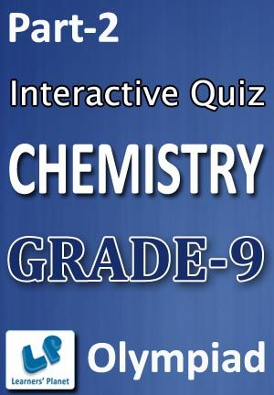 interactive quizzes worksheets on the periodic table physical chemical changes and the structure of the atom for olympiad chemistry students