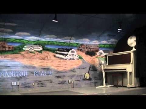 Danceland - Home of the Floating Dance Floor in Manitou Beach, #Saskatchewan.
