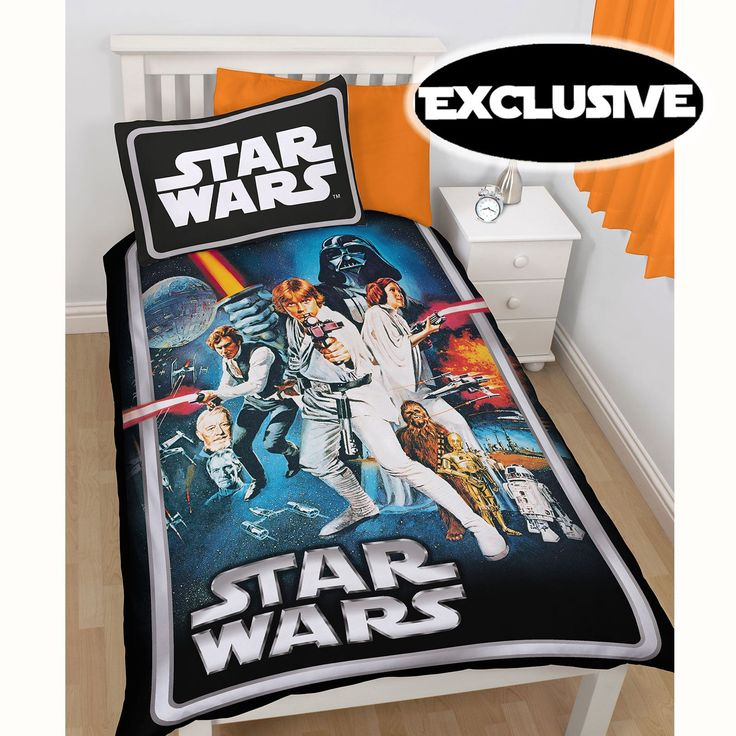 STAR-WARS-DUVET-COVERS-BEDDING-BEDROOM-NEW-AND-OFFICIAL
