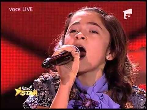 "Bianca Petcu - Shontelle - ""Impossible"" - Next Star"