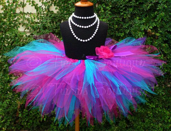 okay..get me off this site!!!! Good Grief, I could bankrupt myself on tutus!!! Girls Tutu Skirt  Dance Tutu  Birthday Tutu  Pink by TiarasTutus, $30.00