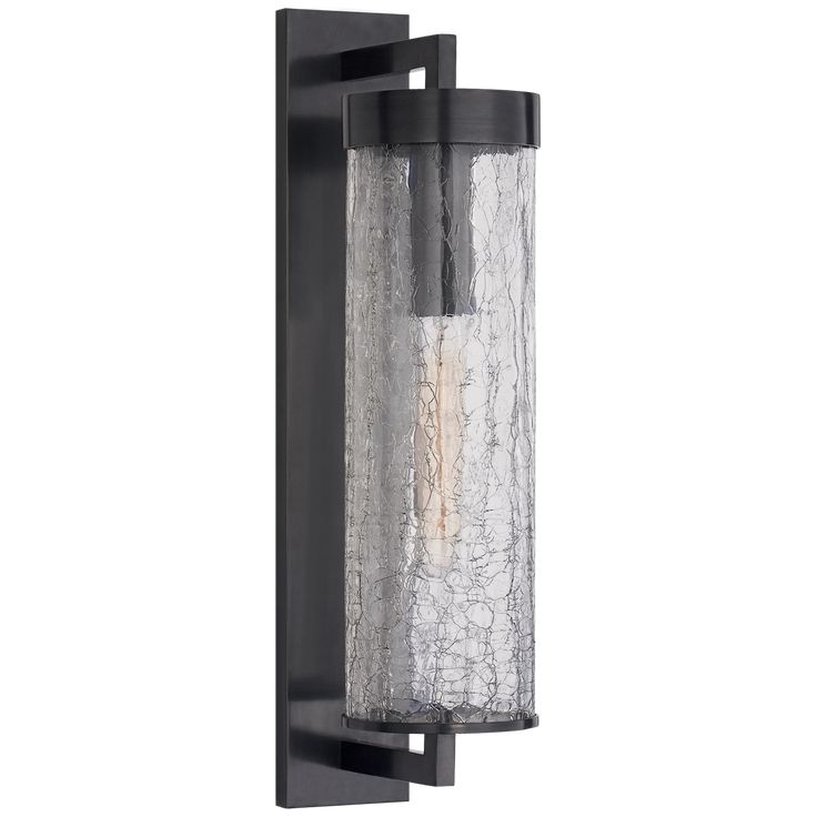 Liaison Large Bracketed Wall Sconce Outdoor Sconces Sconces Wall Sconces
