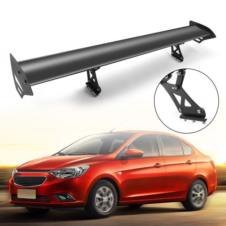 Universal Adjustable Lightweight GT Aluminum Rear Trunk