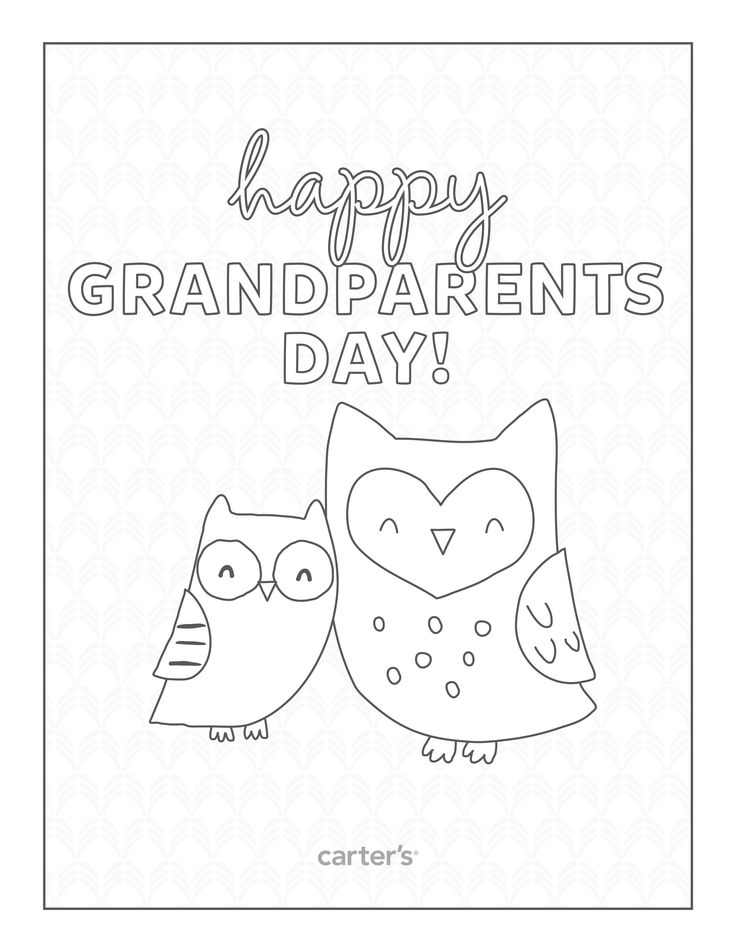 Massif image in grandparents day cards printable