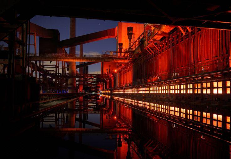 Essen Kokerei Zollverein. #industry #Germany #Essen #Ruhrpott #stahl