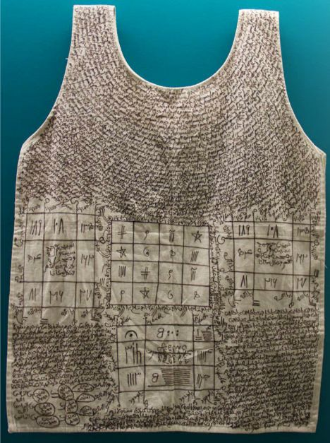 kleidersachen : Un art secret, les écritures talismaniques de l'Afrique de l'Ouest