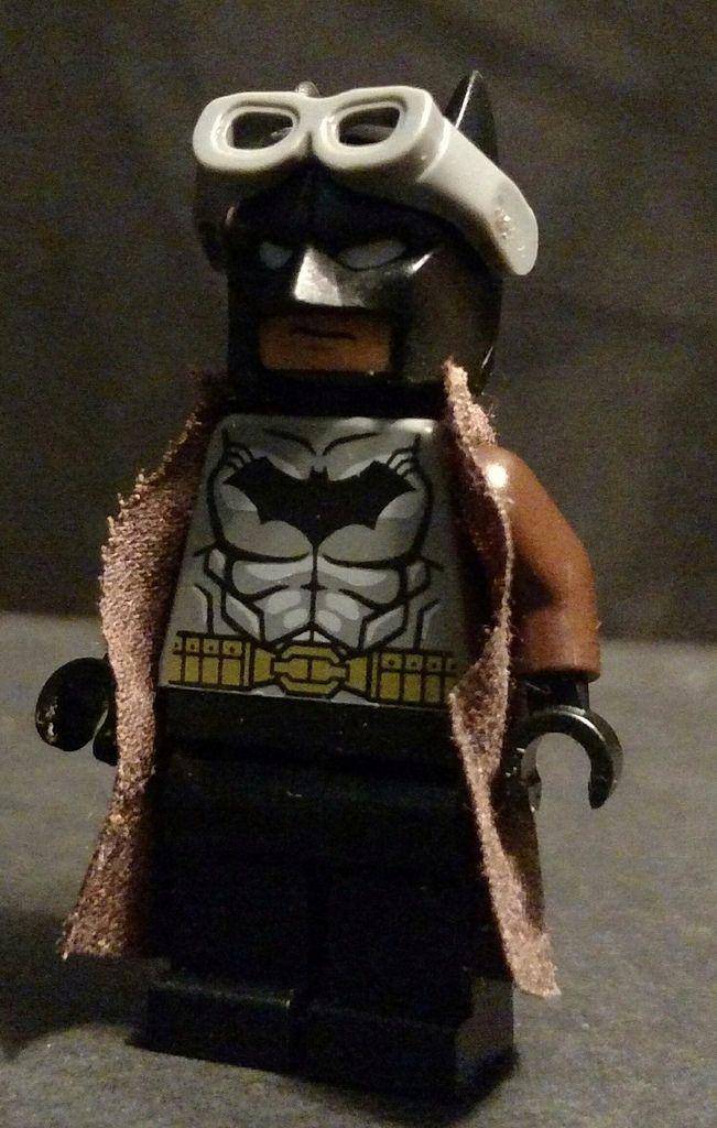 Knightmare Batman http://www.flickr.com/photos/106325356 ...