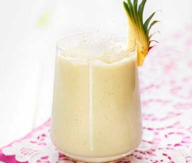 Recept: Virgin Piña Colada