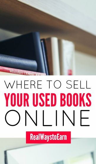 Wondering where to sell used books online? Here's my master list of reputable buyback sites you can use. Textbooks, non-fiction, and fiction included. via @RealWaystoEarn