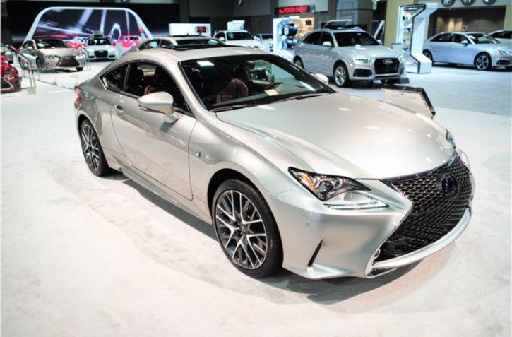 2017 Lexus RC - http://www.gtopcars.com/makers/lexus/2017-lexus-rc/