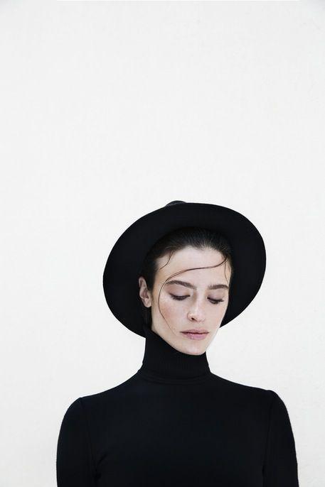 Nata in black | maralazaridou | VSCO