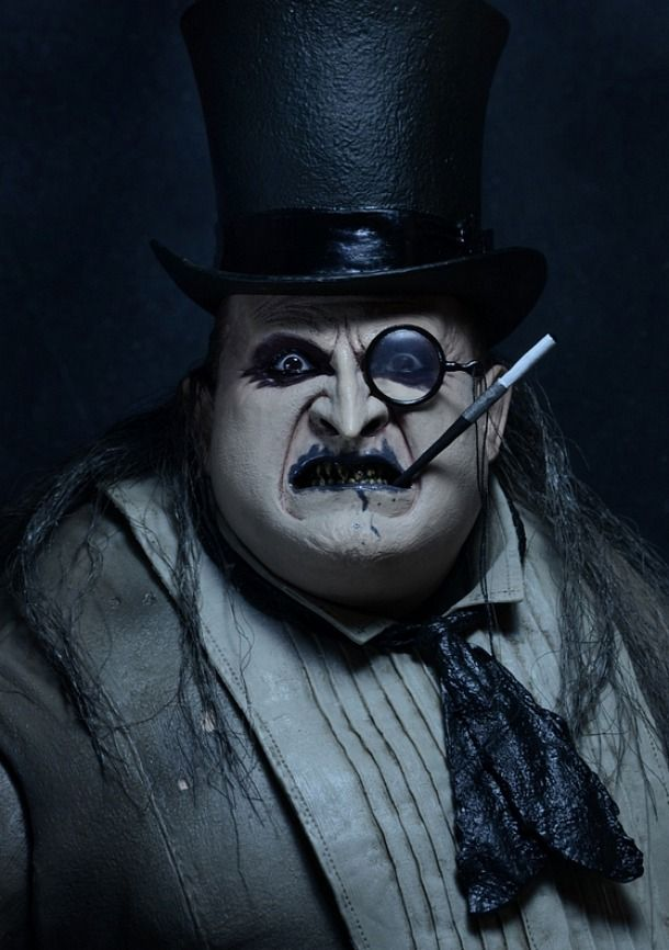 NECA's Upcoming Penguin Figure Is Terrifyingly Realistic - News - www.GameInformer.com