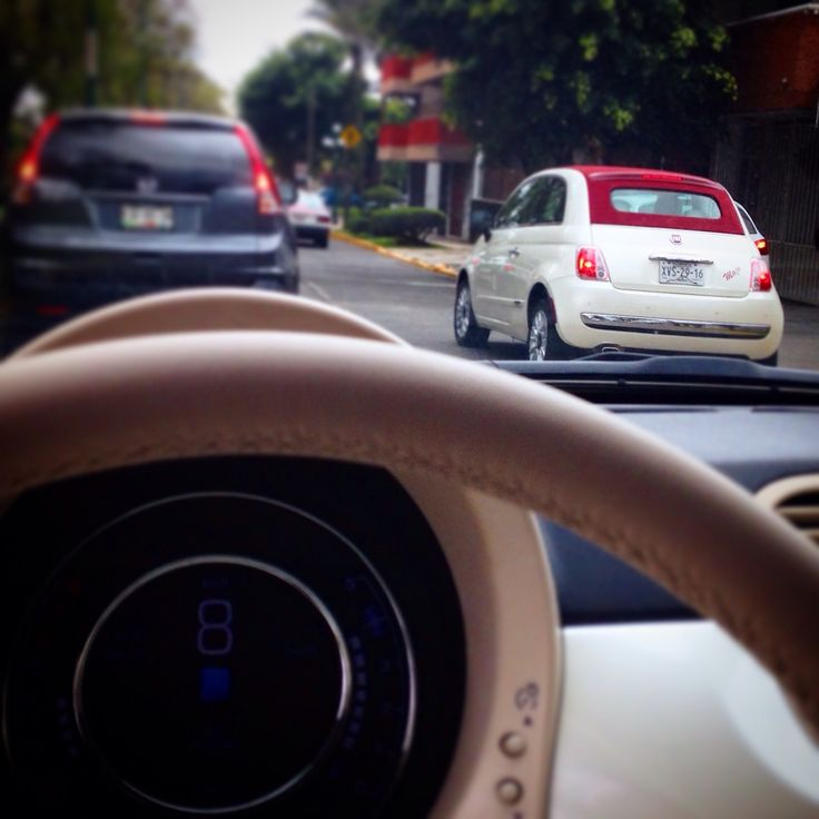 Fiat 500 spotted from a Fiat 500 | Fiat 500 | Pinterest | Fiat, Fiat 500 and Fiat cars