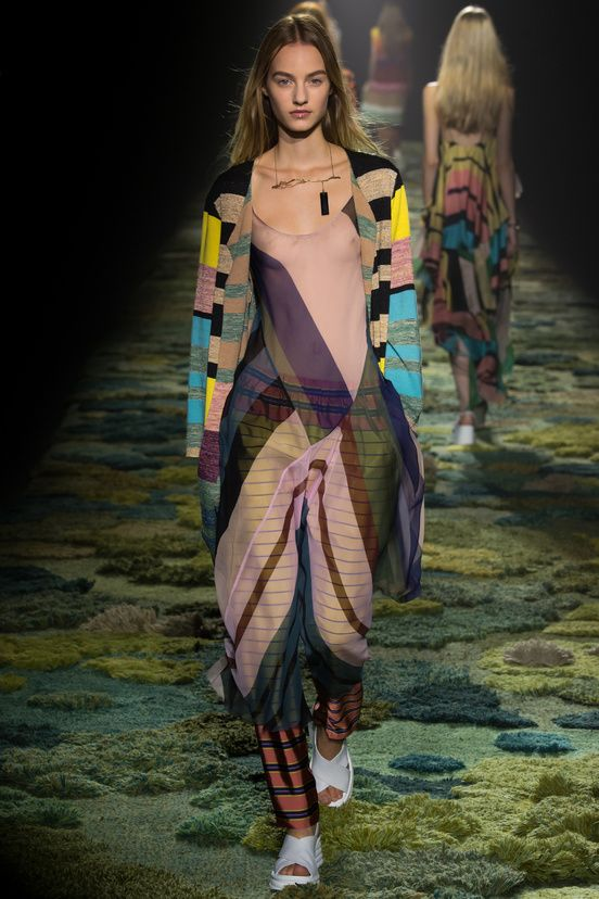 Dries Van Noten printemps-été 2015|9