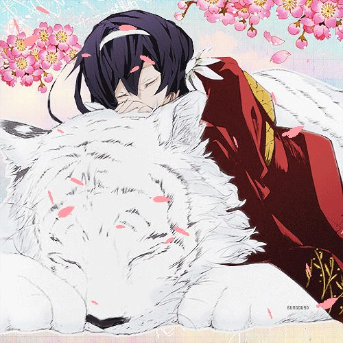 Atsushi y Kyouka ~Bungou Stray Dogs