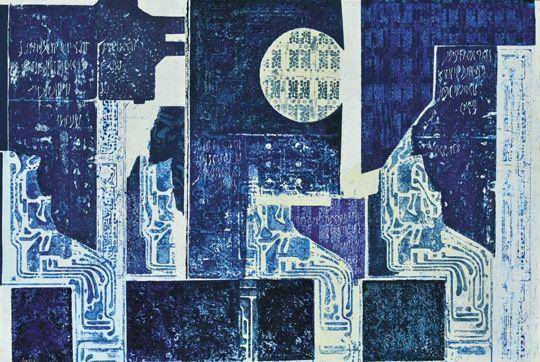 Várakozók, 1976: 44. aukció (ősz) 45.tétel