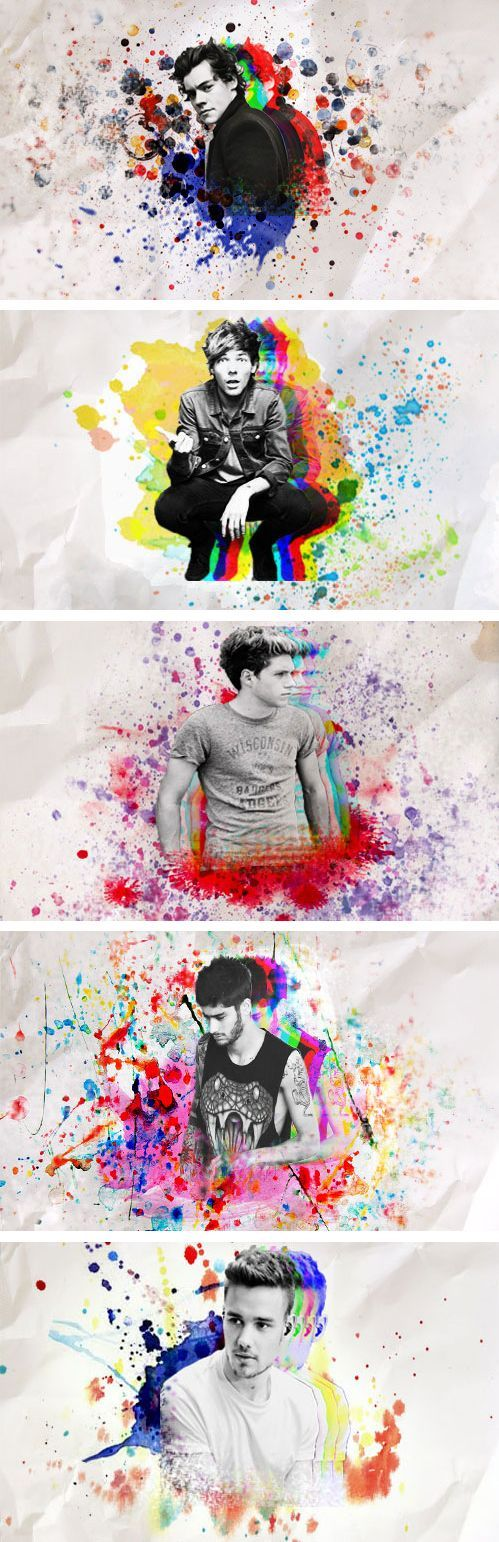 Louis looks so cute
