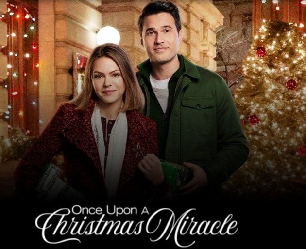 A Christmas Miracle.Hallmark Movies And Mysteries Once Upon A Christmas