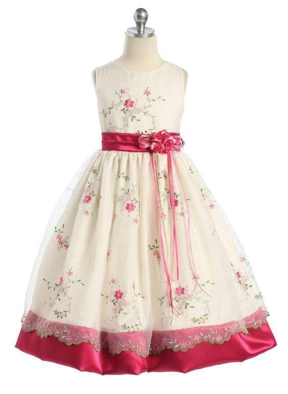 17-hermosos-vestidos-para-niña14.jpg (564×770)
