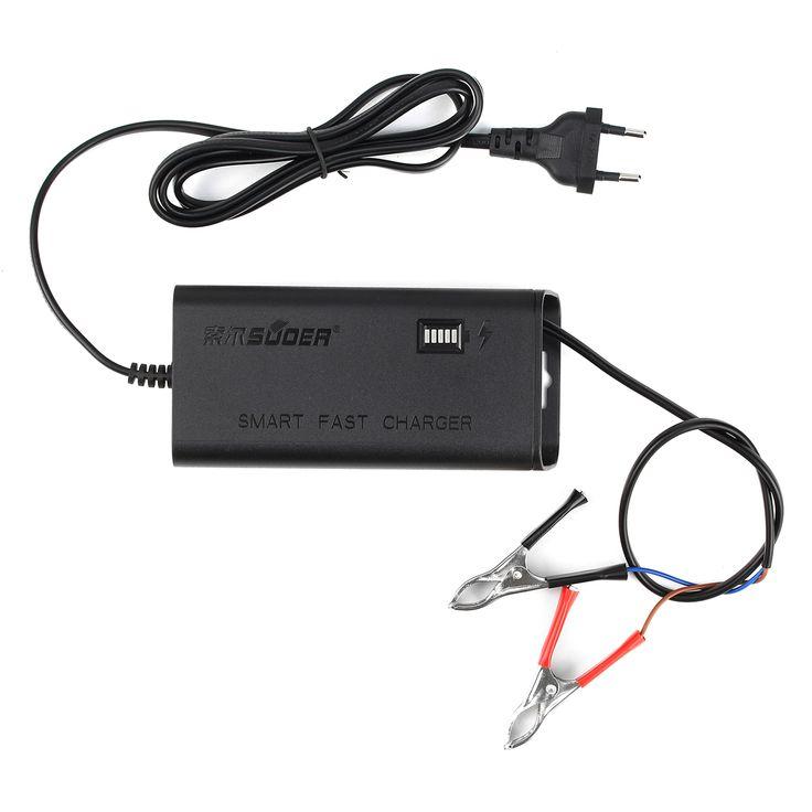 12V5ACocheBateríaCargadorautomático de pulso inteligente Reparación Tipo LED Pantalla