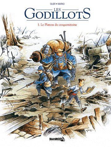 Olier, Marko. Les godillots. Tome 01 : Le plateau du croquemitaine.