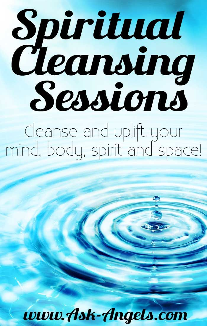 Spiritual Cleansing Sessions... Cleanse and uplift your mind, body, spirit and space with incredibly powerful help from the angels now!  #spiritual #cleansing #askangels