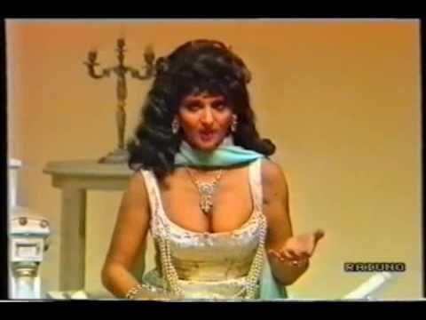 Anna Marchesini - Allacciate le cinture di sicurezza - Gina Lollobrigida