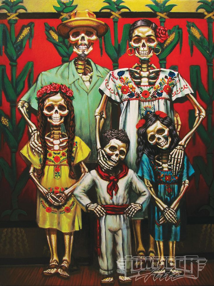 From lowrider arts xicano a chicano a pinterest for Mural una familia chicana