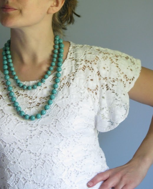 lace top tutorial