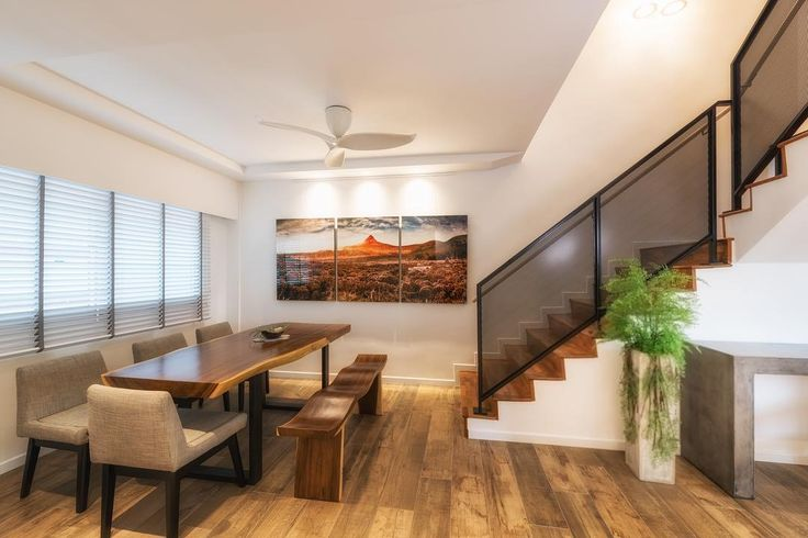 Best The Dining Room Interiordesign Maisonette Hdb With 400 x 300