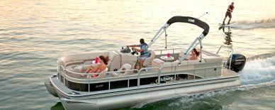 Lowe Pontoon Boats SS250XD Super Sport | Lowe SS250XD Super Sport | Lowe Pontoon Reviews and Ratings | Best Pontoon Boats | Pontoon Boats for Sale
