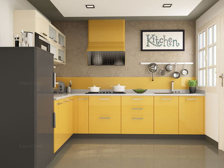 Best 25 L Shaped Modular Kitchen Ideas On Pinterest L Shaped Modular Kitchen Cabinets