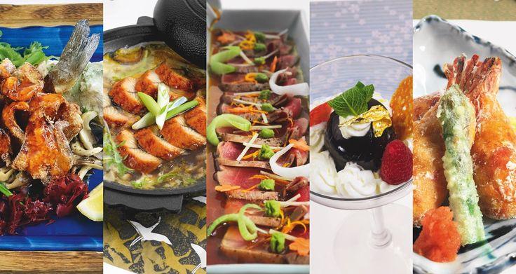 Японская еда без суши Мунечика Бана